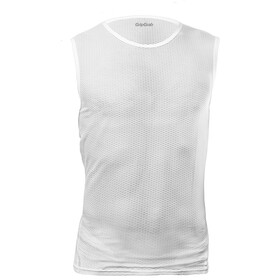 GripGrab Ultralight Mesh Ärmelloser Mesh Baselayer white